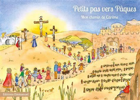 Pâques à Maricourt, paroisse Sainte-Famille de Valcourt