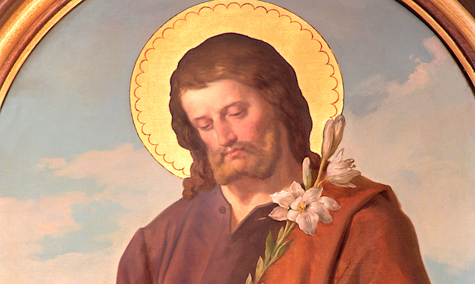 Jour 1 neuvaine à Saint Joseph, paroisse Sainte-Famille de Valcourt