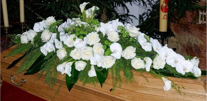 funérailles, paroisse Sainte-Famille de Valcourt