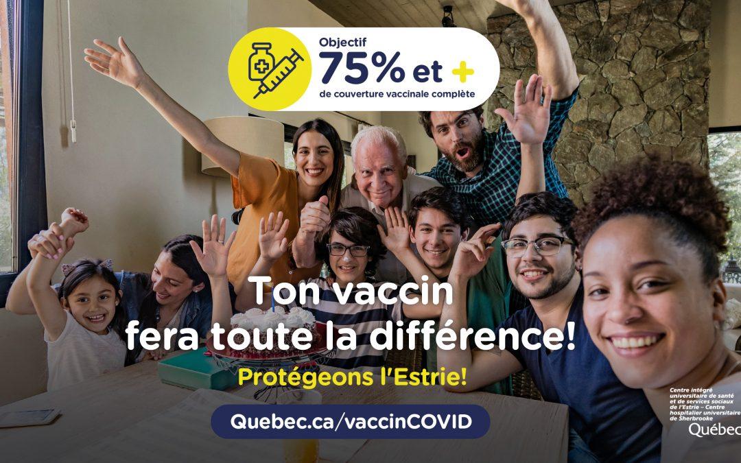 Santé publique, paroisse Sainte-Famille de Valcourt