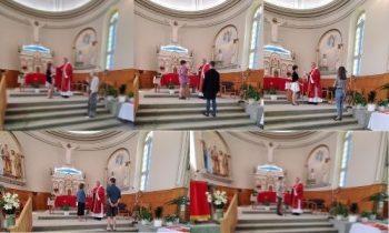 confirmation paroisse Sainte-famille de Valcourt